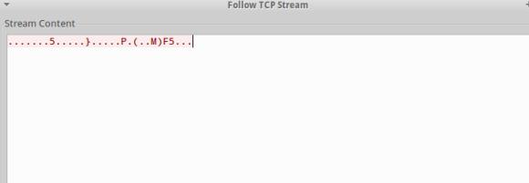 TCP Stream_Encrypted