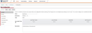 Site Configuration