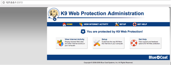 K9_Browser_admin_page
